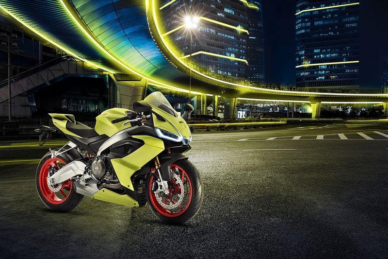 Pasar Roda Dua Indonesia Kedatangan Aprilia 660 Series