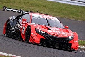 Sugo SUPER GT: ARTA's Fukuzumi leads all-Honda front row