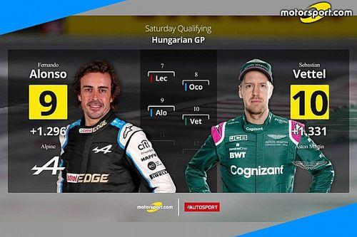 GP d'Ungheria: Hamilton in pole, ma occhio a Max