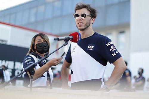 ¿Gasly o Pérez en Red Bull? La respuesta se espera este mes