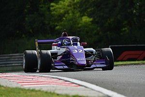 W Series - Hungría: primer podio de Nerea Martí