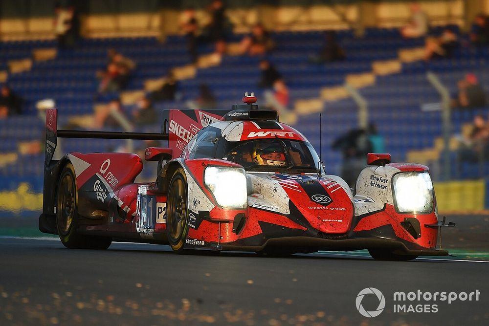 Le Mans: trionfo con beffa all'esordio per WRT in LMP2