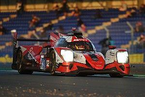 """Frijns aan kop in LMP2 tijdens Le Mans-debuut: """"Het kan niet beter"""""""