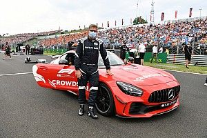 Pengemudi Safety Car F1 Buka Suara soal GP Belgia