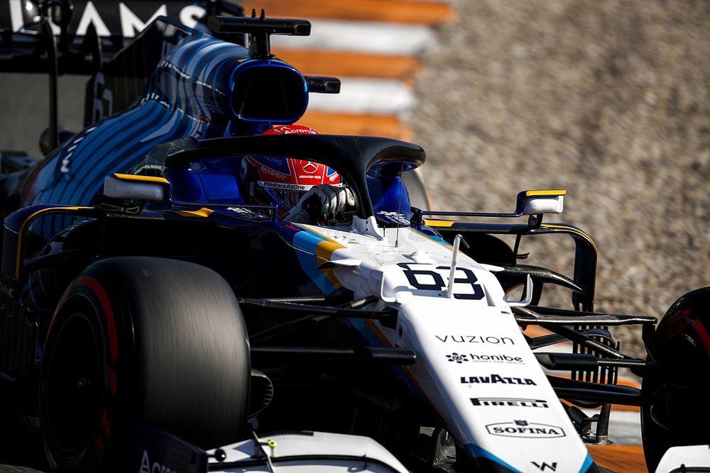 Williams : Russell a tout ce qu'il faut pour réussir en F1