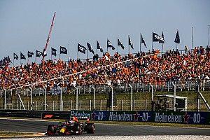 F1オランダGP予選、ホンダ勢4台は明暗分かれる「決勝はあらゆる状況を視野に入れ、万全の準備を」と田辺TD