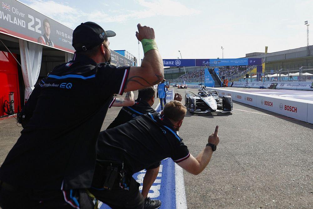 Así queda la general final del Mundial de Fórmula E 2021