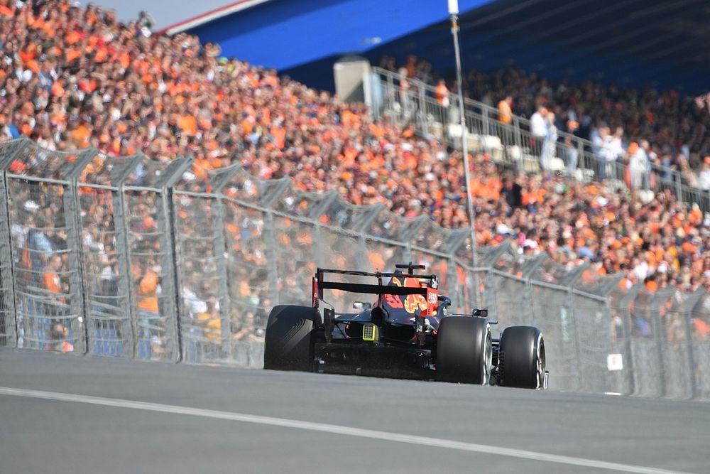 """Verstappen: """"Afgebroken kwalificatierun was goed genoeg voor P1"""""""