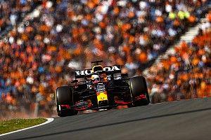 F1-update: Verstappen pakt oorverdovende pole in Zandvoort