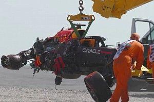Les conséquences cachées du crash de Verstappen