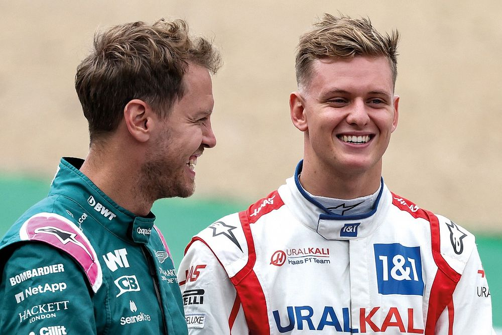 How 'mentor' Vettel is giving back to the Schumacher family