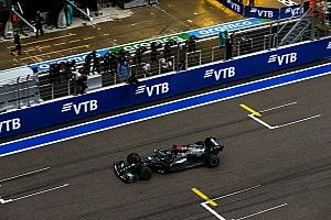 Hamilton: Norris would have been tough to beat without late rain