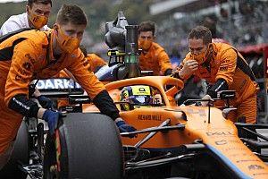 McLaren устроила Норрису трехдневную работу над ошибками после Сочи