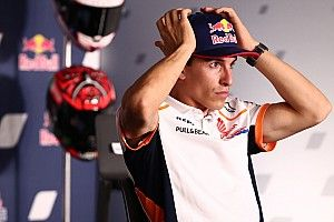 """MotoGP's Marquez hits back at """"waste of time"""" Fabrizio comments"""