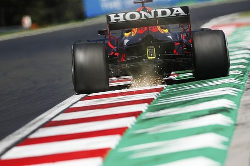 Honda: Мотор Ферстаппена не пострадал в аварии на ГП Британии