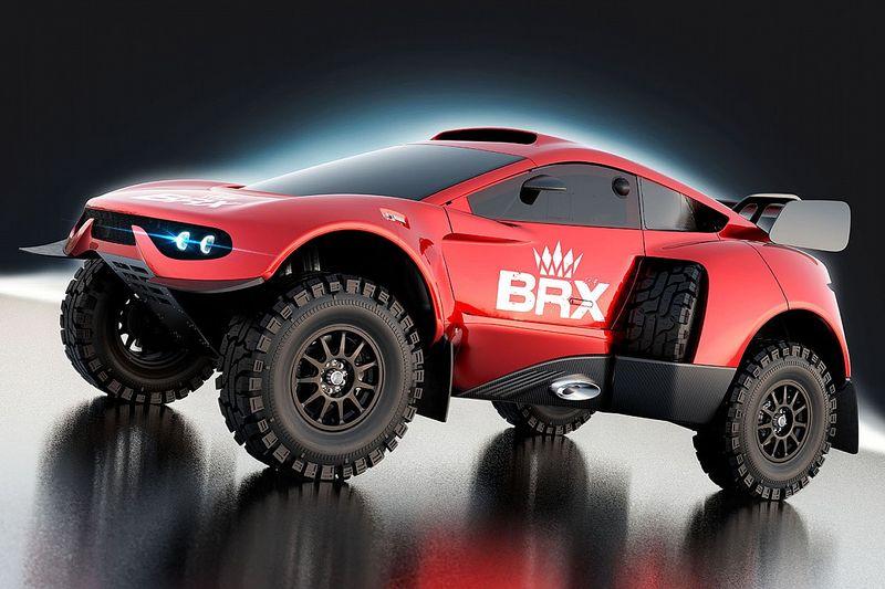 Prodrive présente le nouveau BRX Hunter de Loeb