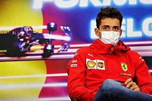 "Leclerc: ""Sulla carta Ferrari più forte a Zandvoort che a Spa"""