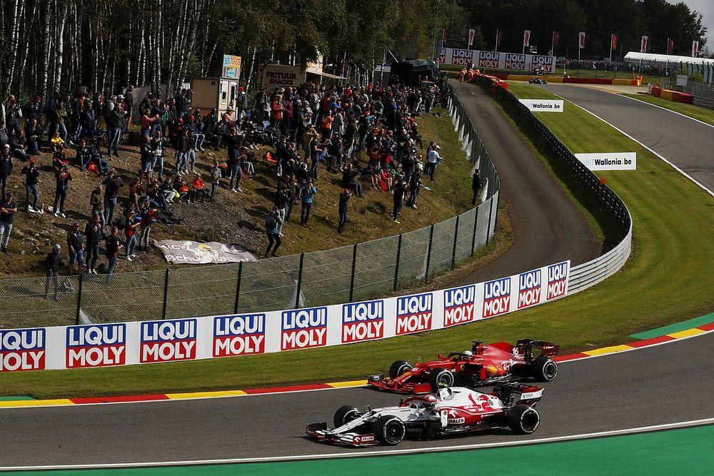 A qué hora es la clasificación de Bélgica F1 y cómo verla