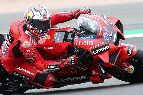 "Miller: Silverstone return highlighting Ducati's ""big step"""