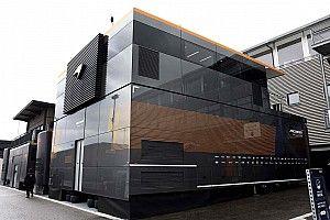 McLaren reveals new F1 'Performance Centre' at Spa
