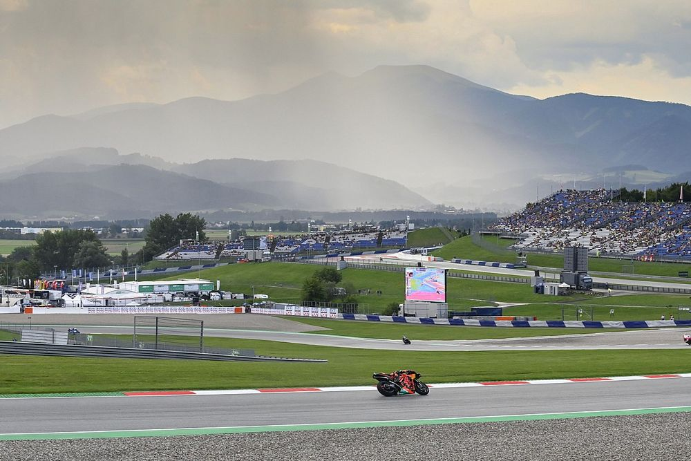 Austrian MotoGP qualifying - Start time, how to watch
