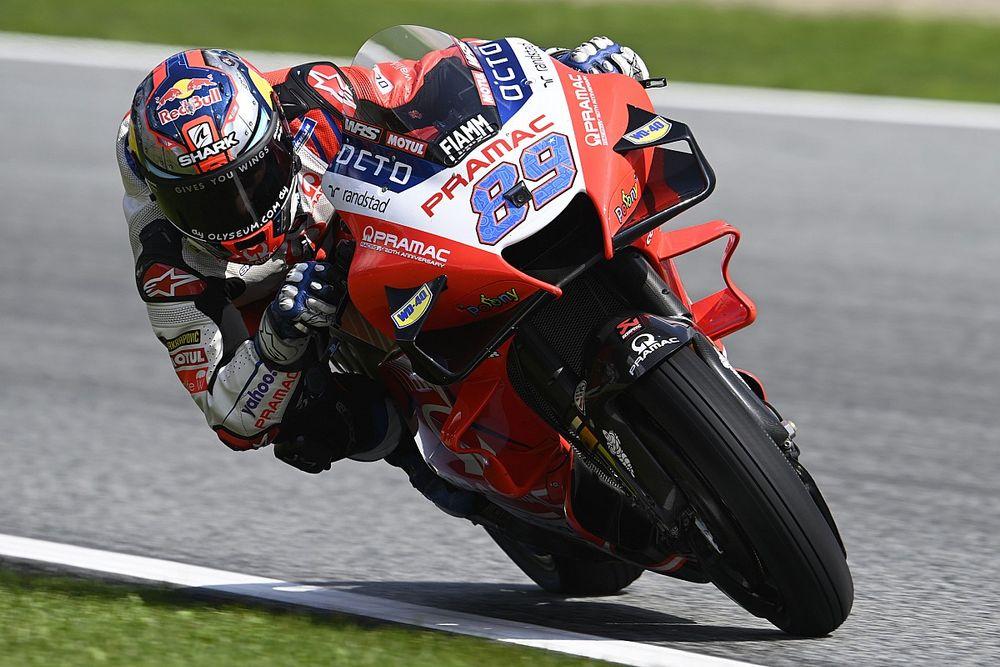 【リザルト】MotoGP第11戦オーストリアGP 予選結果