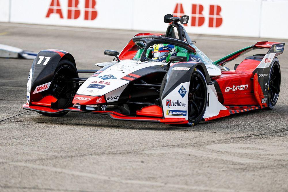 Ди Грасси на Audi выиграл первую гонку Формулы Е в Берлине