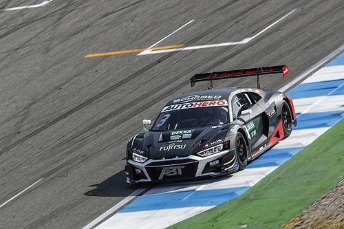 DTM Hockenheim: Van der Linde pole pozisyonunu kazandı, Lawson 4. oldu
