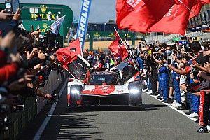 Toyota da un valor extra al doblete en Le Mans por sus problemas