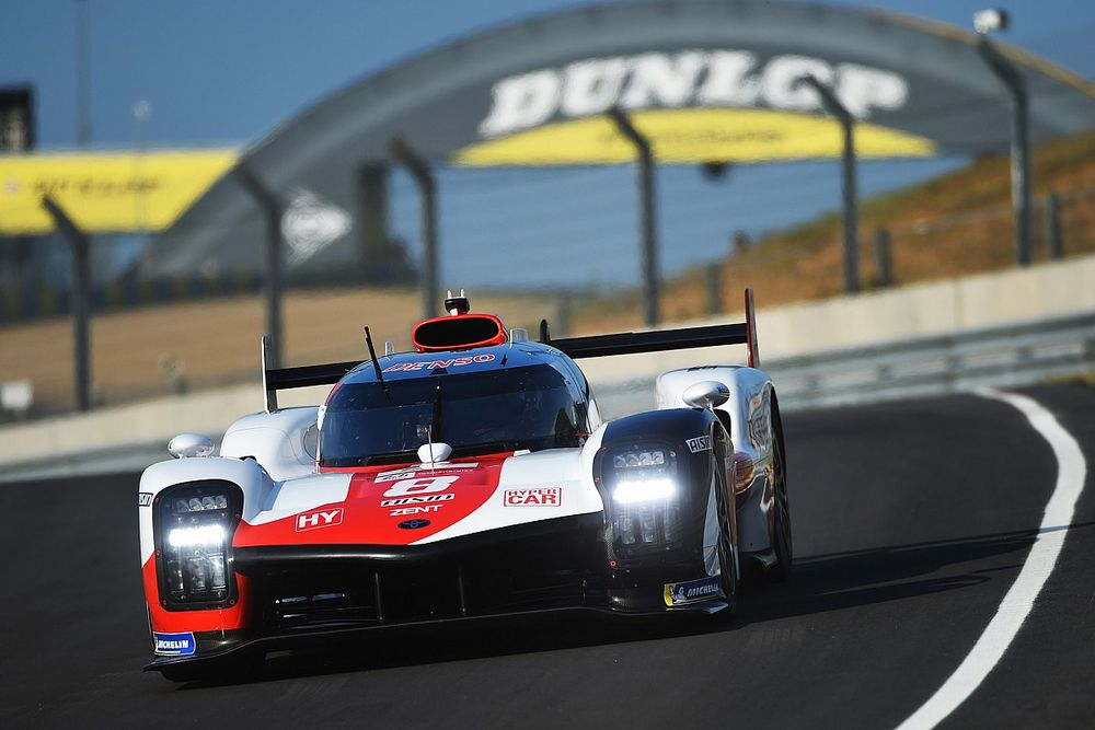 Le Mans test day: Toyota leads Alpine in opening session