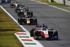 Положение в общем зачете Ф2 после первой гонки в Сочи