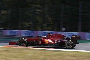 Leclerc ve difícil alcanzar a McLaren en Monza y quiere minizar daños