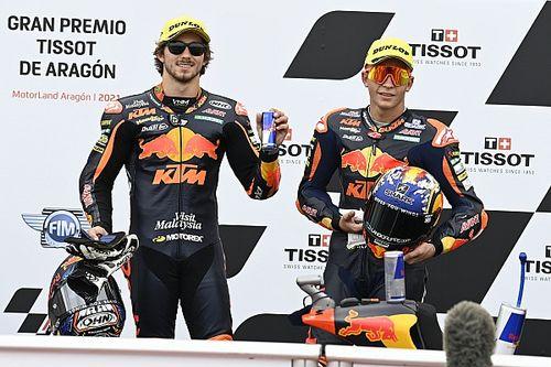 Gardner dan Fernandez Bakal Tes KTM MotoGP di Misano