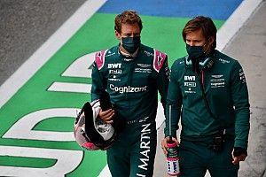 Sebastian Vettel Kesal Balapannya Dihancurkan Lance Stroll