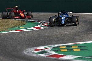 Así fue la carrera al sprint de la F1 en el GP de Italia