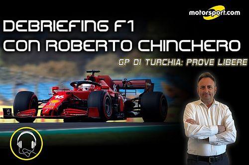 "Podcast, Chinchero: ""Ferrari al top grazie a un assetto già OK"""