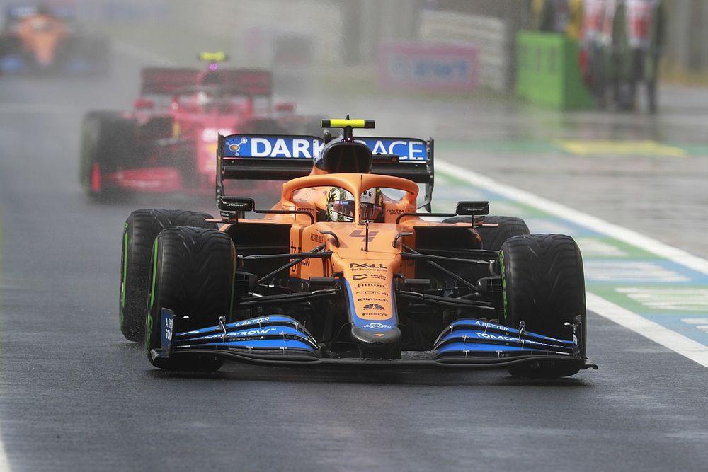 A McLaren nyugodtabb és nagyobb tűzerővel rendelkezik, mint a Ferrari