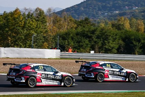 WTCR: Girolami-Guerrieri firmano la doppietta Honda-JAS in Gara 1