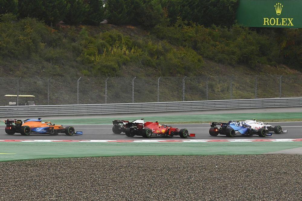 Uno de los jefes de la F1 no cree que Sainz fuera el mejor en Turquía