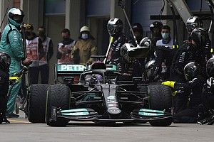 Staying out could've dropped Hamilton to 'back of F1 points' - Mercedes