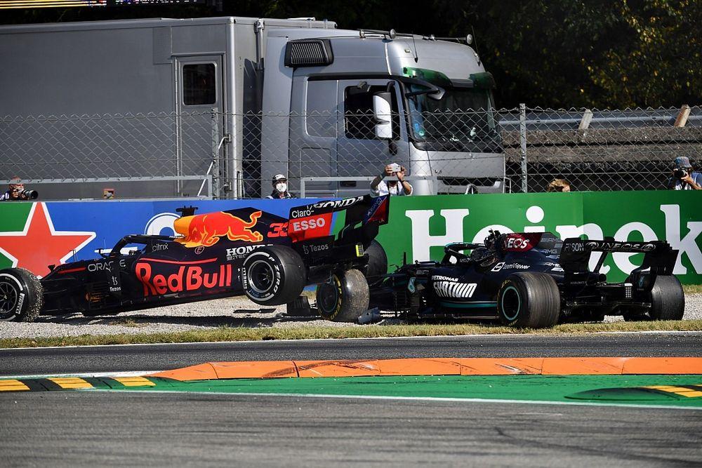 """Wurz acht derde botsing Verstappen en Hamilton """"zeer waarschijnlijk"""""""