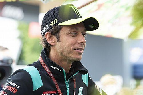 MotoGP: Rossi tem como meta 200º pódio antes de aposentadoria