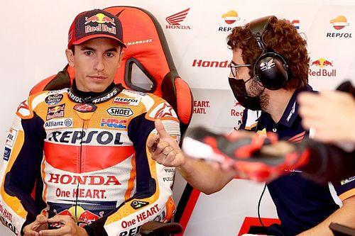 """Marquez: """"Non mi sento in dovere di prendere il posto di Rossi"""""""