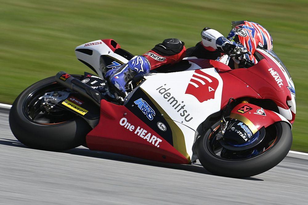 Moto2 Avusturya 1. antrenman: Ogura, Augusto Fernandez'in 0.007 saniye önünde lider