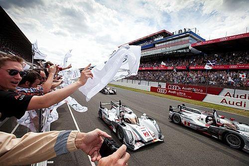 Un billet pour le Mans acheté, une chance d'être surclassé en hospitalité!