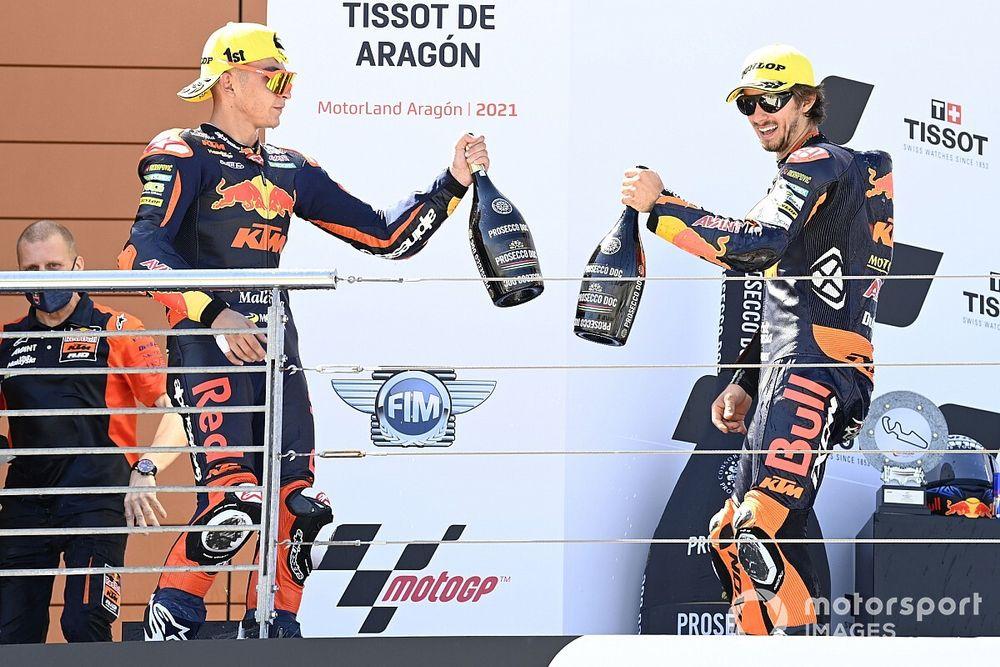 Gardner, Fernandez to test KTM MotoGP bike at Misano