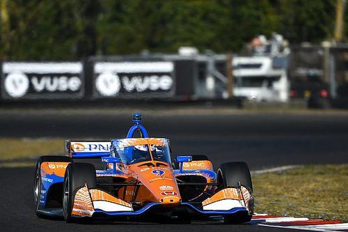 Portland IndyCar: Dixon leads Newgarden, Jones in final practice