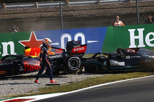 """F1: Alonso diz que batida entre Hamilton e Verstappen foi """"incidente de corrida"""""""