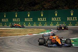 Hasil F1 GP Italia: Ricciardo Menang, McLaren 1-2 Pertama Sejak 2010