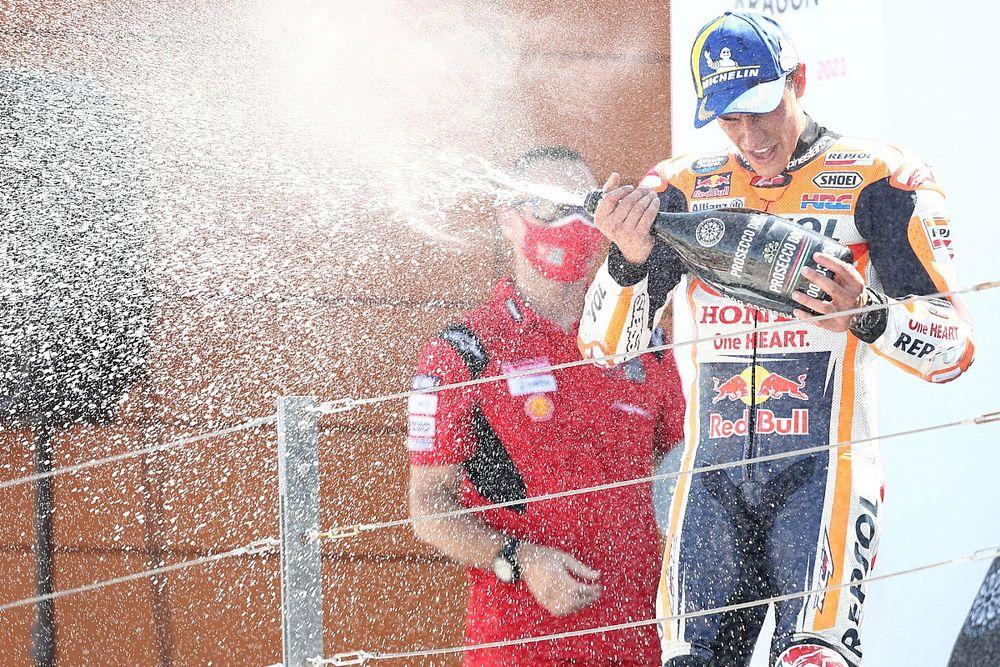 Honda refuse de changer d'approche malgré la blessure de Márquez